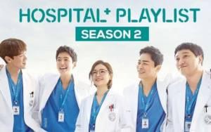 Drakor terbaru Juni The Hospital Playlist