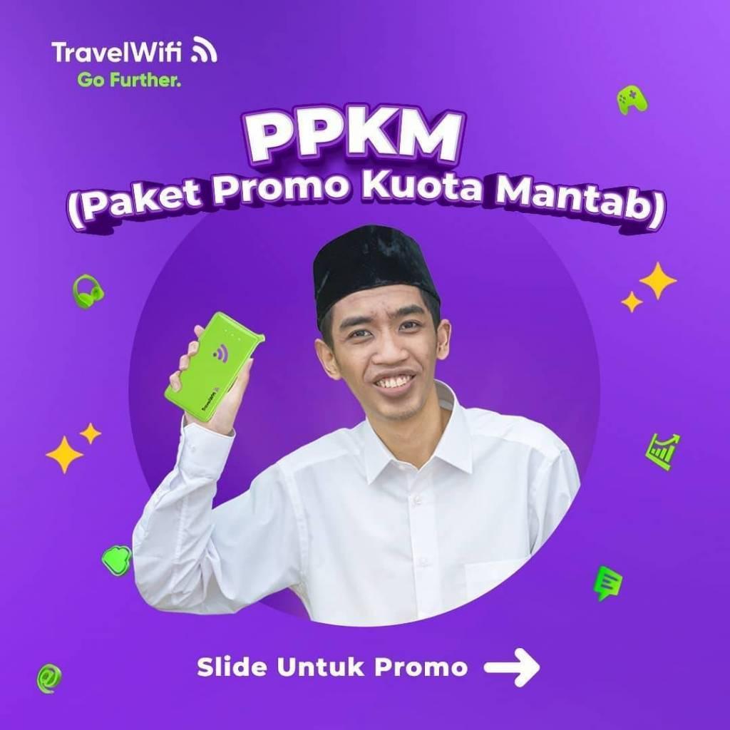 ppkm travelwifi